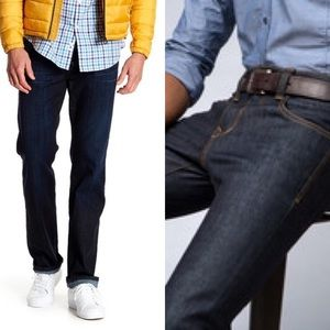 "Joe's Jeans ""Clive"" Dark Classic Fit Jeans 33x34"